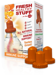 Orange Cranberry Immune Support